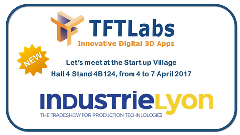 TFTLabs will be at the Industrie Lyon 2017 show