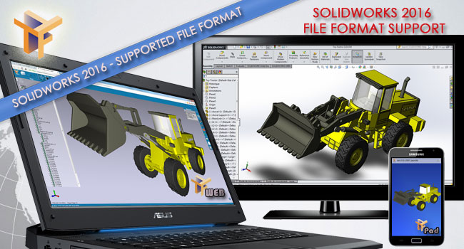 Solidworks 2016 support.