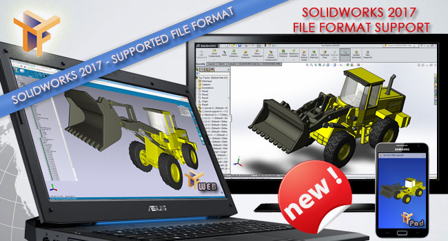 Solidworks 2017 support.
