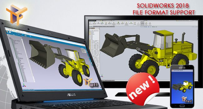 Solidworks 2018 support.